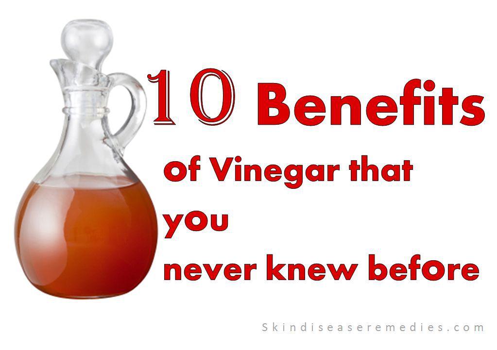 vinegar benefits for skin