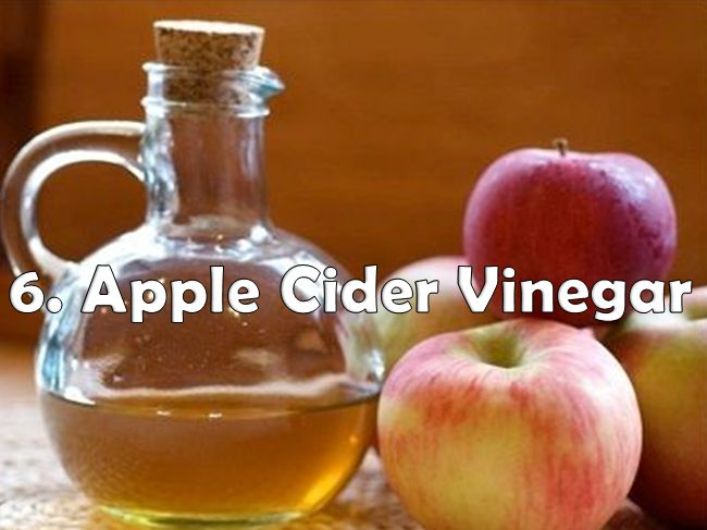 apple cider vinegar for acne relief