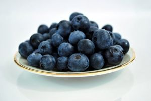 blueberries for easy digestion