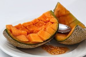 cantaloupe for digestions
