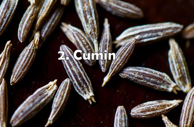 cumin- garlic body odor