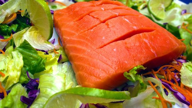salmon for easy digestion