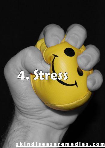 stress - garlic body odor