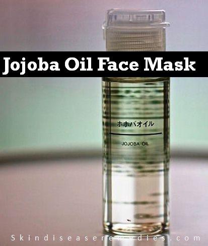jojoba oil face mask