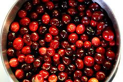cranberry for yeast infection