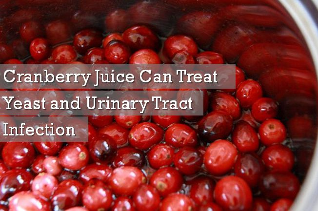 Does Cranberry Juice Help Yeast Infection - Skin Disease Remedies