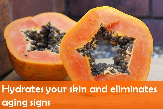papaya face mask for skin whitening