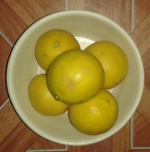 lemon and honey face mask