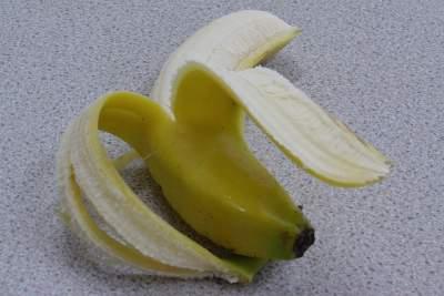 banana peel for mosquito bite