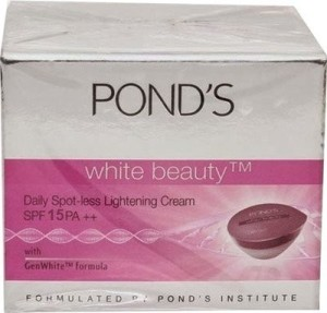ponds skin lightening cream