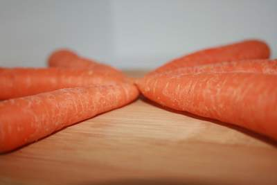 Resort carrots facial use