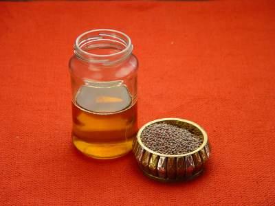 mustard oil for skin lightening