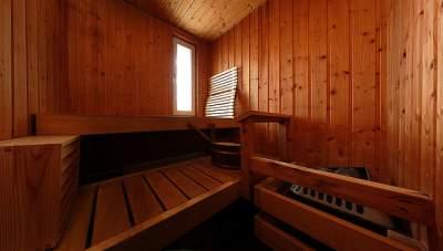 sauna for skin