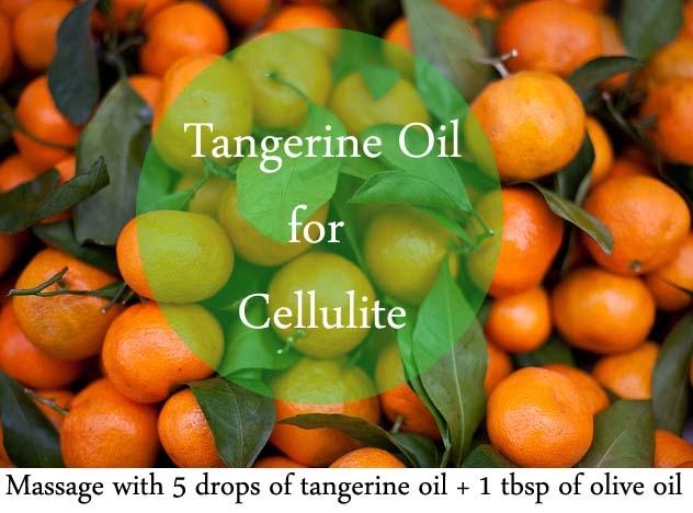 tangerine to fight cellulite