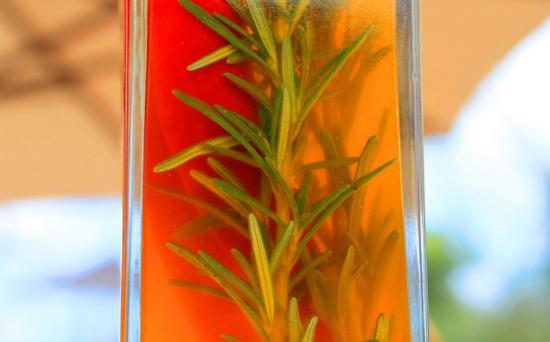 rosemary oil for skin tightening