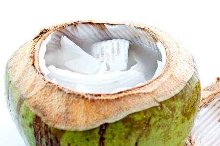 coconut water for skin whitening