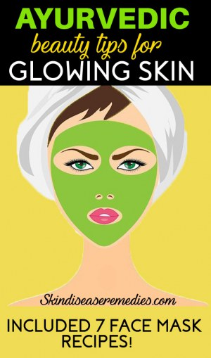 ayurvedic beauty tips for glowing skin