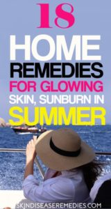 Home Remedies for Glowing Skin in Summer – (18 DIY Face Pack Recipes)
