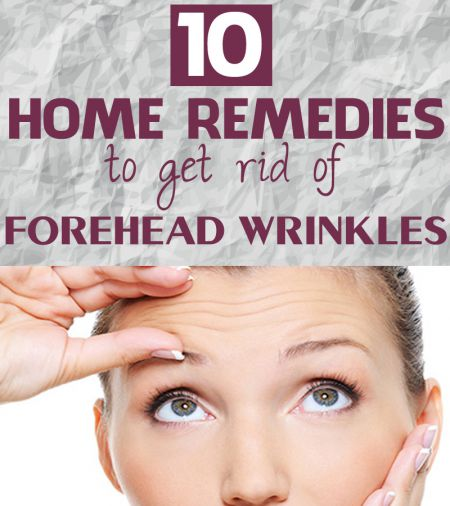 How To Get Rid Of Forehead Wrinkles Without Botox 10